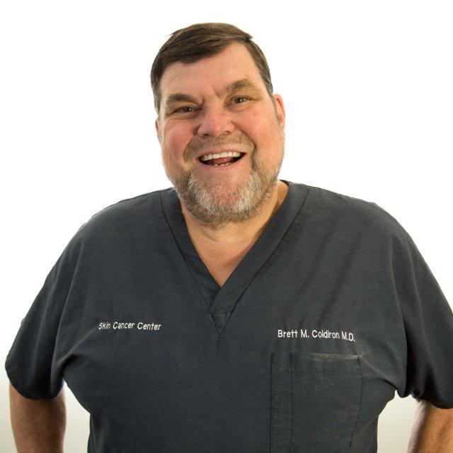 Dr Brett Coldiron
